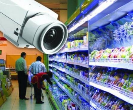 Запись на видеокамере помогла раскрыть кражу