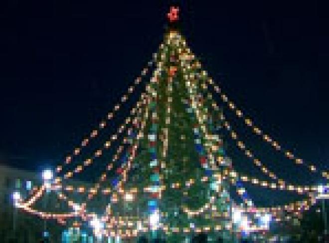 Сегодня в Йошкар-Оле официально завершаются новогодние праздники