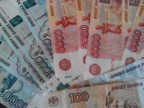 В Марий Эл задолженность по заработной плате достигла почти 6,5 млн рублей