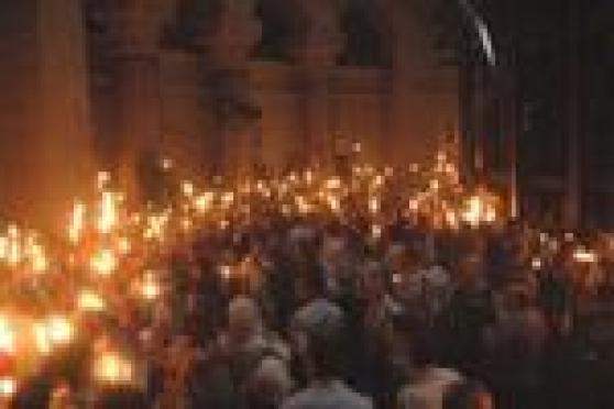 Благодатный огонь в Марий Эл привезет лично президент республики Леонид Маркелов