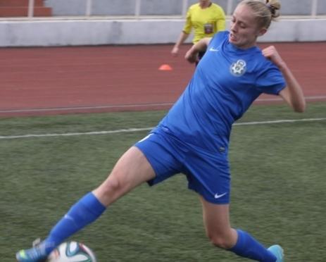 Ольга Петрова получила травму в матче против «Россиянки»