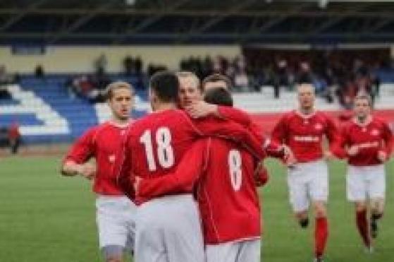 Футболисты из Казани и Йошкар-Олы сыграют сегодня между собой