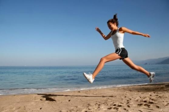 Марийские бегуньи на предолимпийском старте