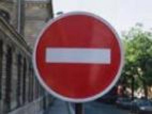 В столице Марий Эл началось предпраздничное перекрытие улиц