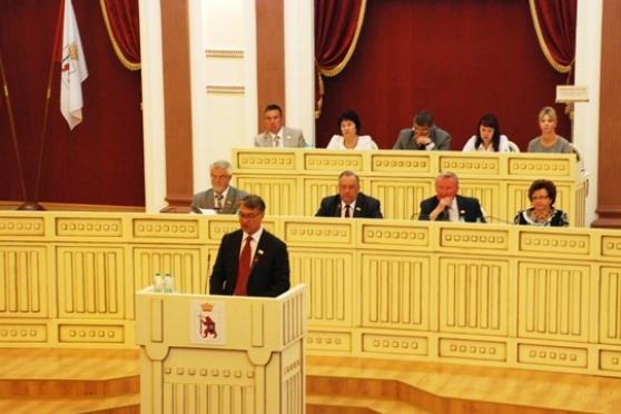 Депутаты Госсобрания шестого созыва в третий раз соберутся вместе, чтобы обсудить 19 вопросов