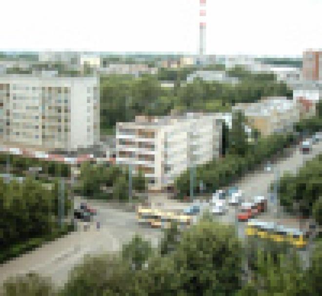 Планировавшееся ранее расширение улицы Первомайской столицы Марий Эл отложено на следующий год