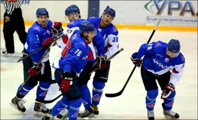 «Ариада» в этом хоккейном сезоне должна сыграть в финале плей-офф ВХЛ