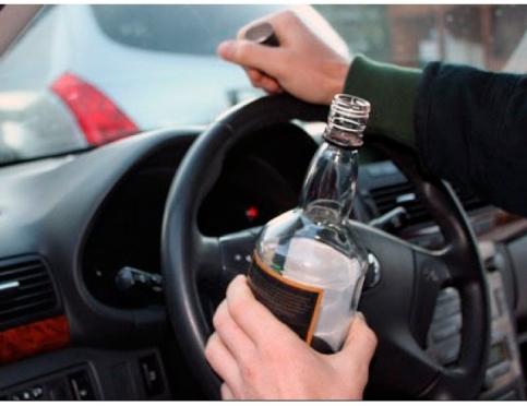 13 пьяных водителей задержали инспекторы ГИБДД за сутки