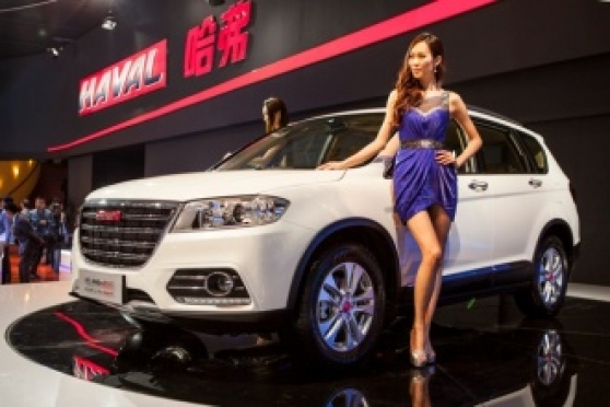 Great Wall Motor на 15-м Шанхайском международном автосалоне
