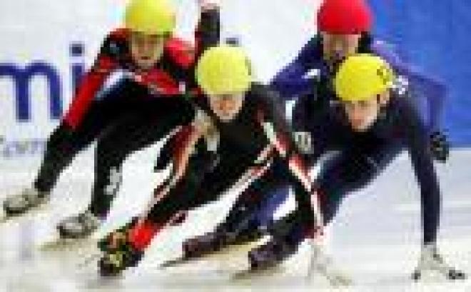 В Ледовом Дворце «Марий Эл» стартовал II этап Кубка России по шорт-треку