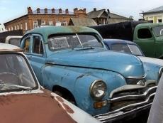 В России стартовала программа утилизации старых автомобилей