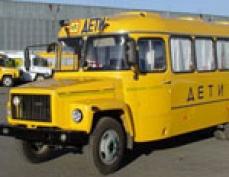 До конца 2007 года в Марий Эл поступит ещё два школьных автобуса