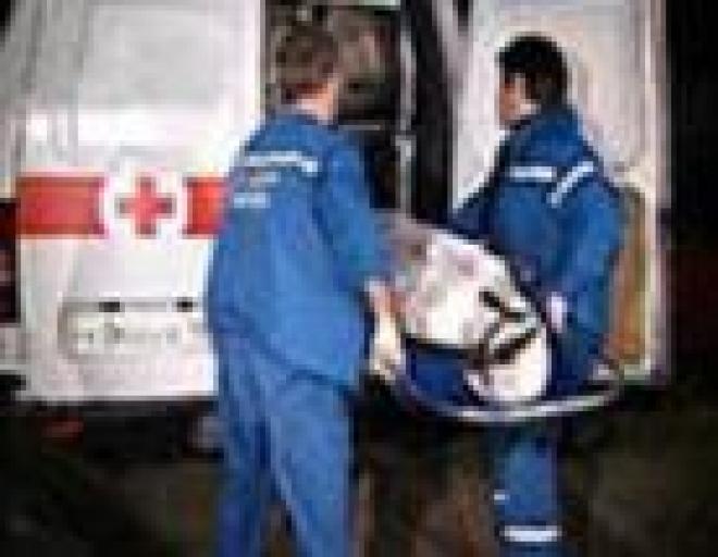 В Йошкар-Оле маршрутка протаранила машину скорой помощи и врезалась в «ВАЗ-2108»