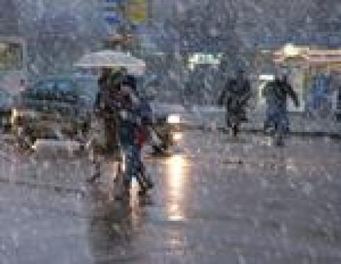 Теплая дождливая погода в Марий Эл продержится до середины недели