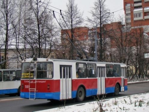 Как изменятся маршруты троллейбусов в Йошкар-Оле