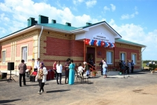 В Горномарийском районе открыты два новых ФАПа