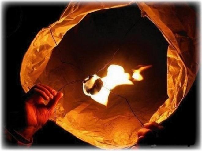 «Небесные фонарики» поднимутся в небо Йошкар-Олы в память о погибших в ДТП