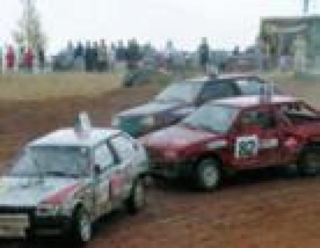 Марий Эл была выбрана местом проведения четвертого этапа Всероссийского Чемпионата РОСТО (ДОСААФ) по автокроссу