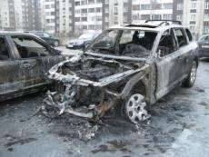 Пожарные Марий Эл обеспокоены ростом возгораний в автомобилях