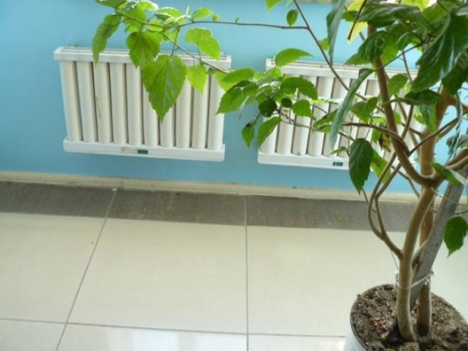В детских садах, школах и больницах Йошкар-Олы включили отопление