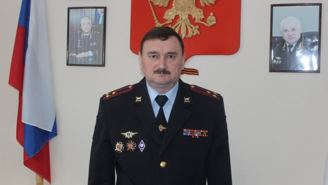 Сергей Шулаев возглавил отдел МВД по  Звениговскому району