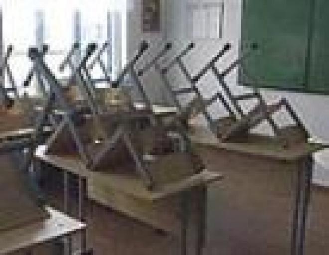 В столице Марий Эл у начальной школы внеплановые каникулы