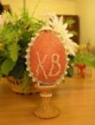 Юные верующие Марий Эл разучивают пасхальные канты и расшивают пасхальные яйца бисером