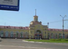 Утро в столице Марий Эл началось с оцепления железнодорожного вокзала и эвакуации пассажиров