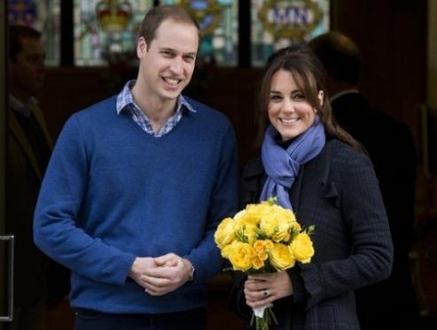 Герцогиня Кембриджская Кэтрин родила наследника британского престола