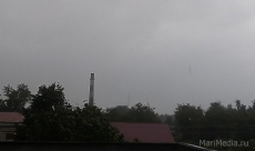 В Йошкар-Оле - экстренное штормовое предупреждение