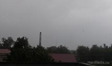 В Йошкар-Оле вновь штормовое предупреждение