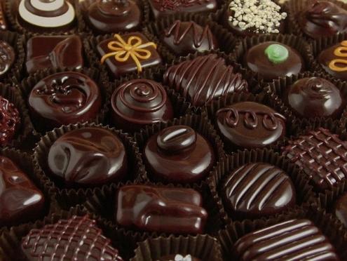 В Казань — за шоколадом