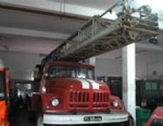 Сегодня в Марий Эл ждут прибытия 50-метровой пожарной автолестницы