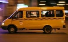 Водитель маршрутки сел за руль пьяным