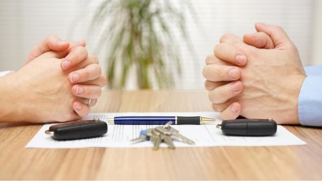 Система развода в России в части раздела имущества будет упрощена