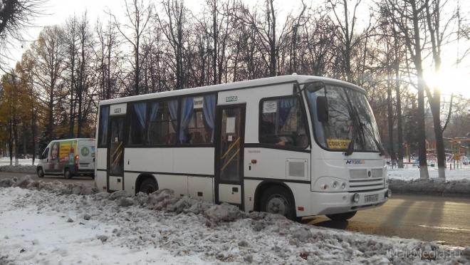 В Йошкар-Оле изменилась схема движения автобуса № 3к