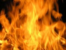 В Килемарах (Марий Эл) сгорело частное хозяйство