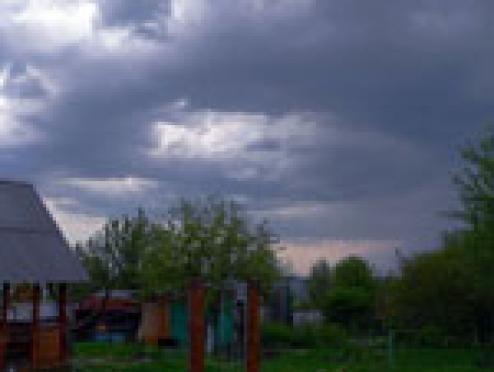 В Марий Эл сохраняется вероятность кратковременных грозовых дождей