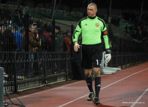 Тульский «Арсенал» Александра Филимонова следующий сезон будет играть в премьер-лиге