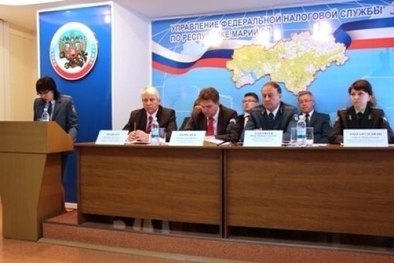 Налоговая служба в 2013 году собрала 14,5 млрд рублей в консолидированный бюджет Марий Эл