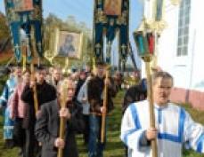 Православные Марий Эл пройдут по Оршанскому району с «Неупиваемой чашей»