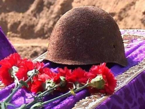 На Марковском кладбище перезахоронят останки участника ВОВ, привезенные из Смоленска