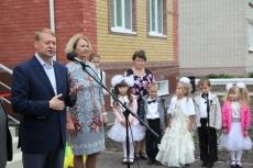 Детсад стоимостью 90 миллионов рублей был построен в Марий Эл менее чем за год
