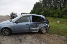 Четыре человека пострадали в ДТП в Моркинском районе
