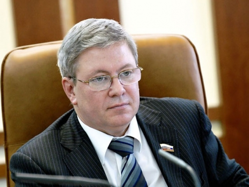 Александр Торшин назначен зампредом Центробанка России
