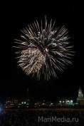 Вечером праздничная Йошкар-Ола превратится в город огней