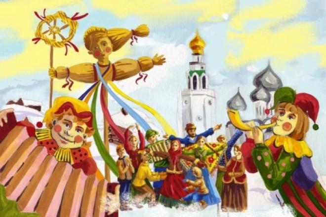 В Царевококшайском Кремле пройдет ритуальное сожжение