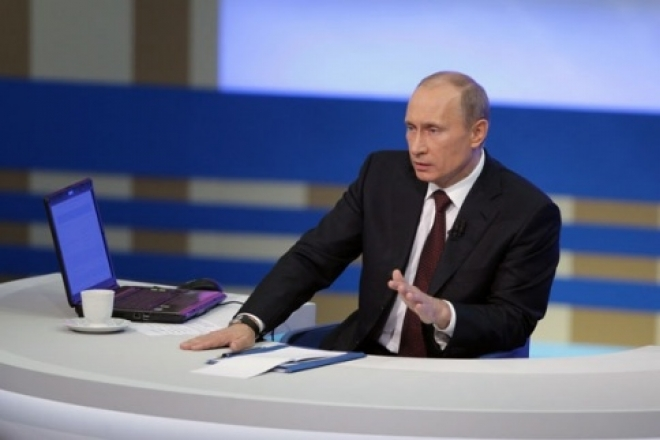 Владимир Путин в двенадцатый раз ответит на вопросы россиян в прямом эфире