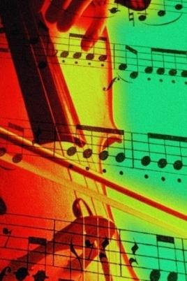 Концерт русской музыки постер