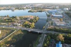 В Йошкар-Оле расширят автодорогу на Центральном мосту